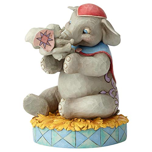 Disney Traditions A Mother's Unconditional Love - Mrs Jumbo and Dumbo Figur