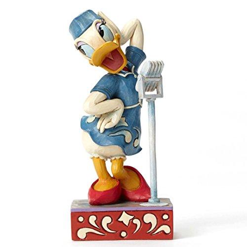 Daisy Duck Sängerin Künstlerin von Walt Disney Jim Shore