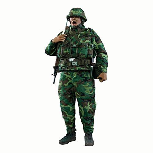 1/6 Soldat Modell Militär Action Figuren Beweglich Soldaten Statuen Sammel Gliederpuppen Geschenk...