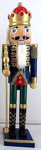 Smart Deko 78872 Nussknacker 50cm für Geschenke, Weihnachten, Dekoration