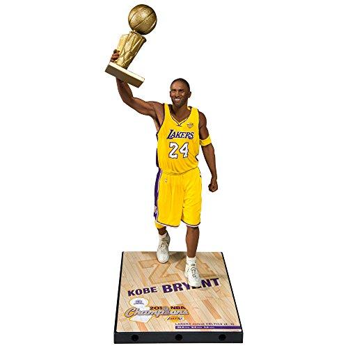 McFarlane NBA KOBE BRYANT #24 - Los Angeles Lakers Championship Series 2010 Figur