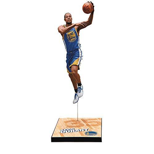 McFarlane NBA Series 30 KEVIN DURANT #30 - Golden State Warriors Figur