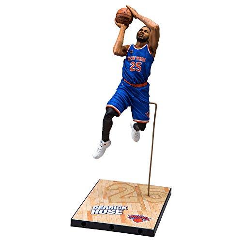 McFarlane NBA Series 30 DERRICK ROSE #25 - New York Knicks Figur