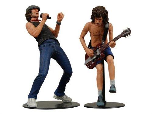 AC/DC Brian Johnson & Angus Young Set