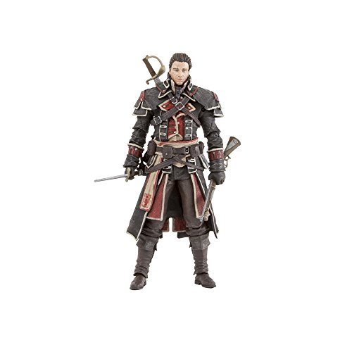 McFarlane Toys 81041 - Assassin's Creed Series 4 Shay Cormac Templar Outfit Figur 13 cm