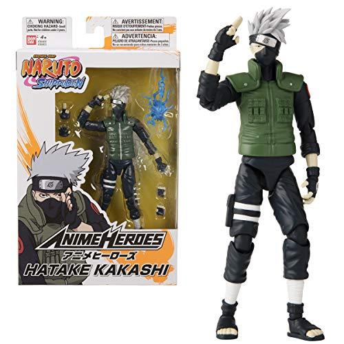 Anime Heroes – Naruto Shippuden – Anime-Heldenfiguren 17cm – Kakashi Hatake – 36903