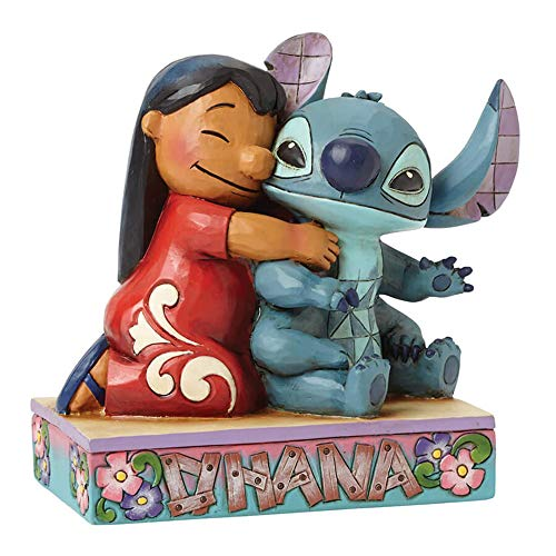 Disney Tradition Ohana Means Family (Lilo & Stitch Figur)