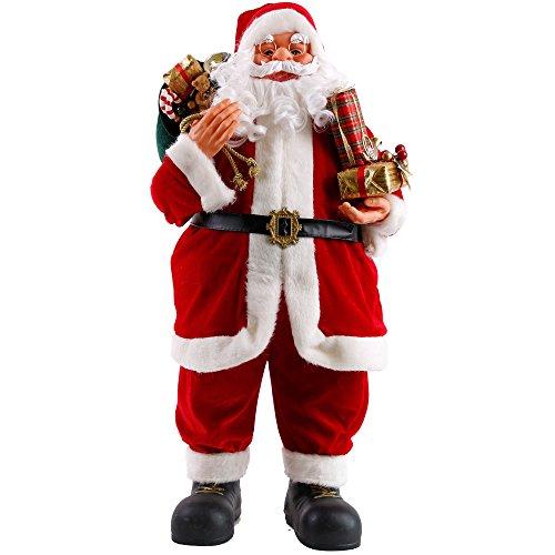 Weihnachtsmann 80 cm Viggo