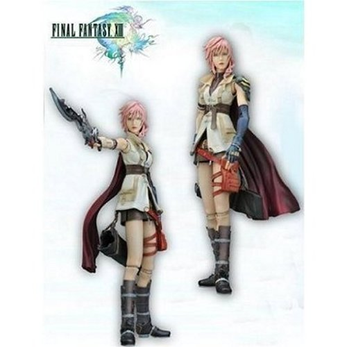 Final Fantasy XIII Play Arts – Kai-: Lightning