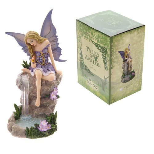 KOTOBUKIYA TOYS Tales of Avalon Statue Fee Lisa Parker Design, Mehrfarbig, 2