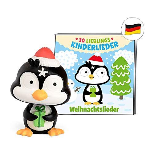 tonies Hörfiguren für Toniebox - 30 Lieblings Kinderlieder - Weihnachtslieder - ca. 70 Min. - Ab 3...