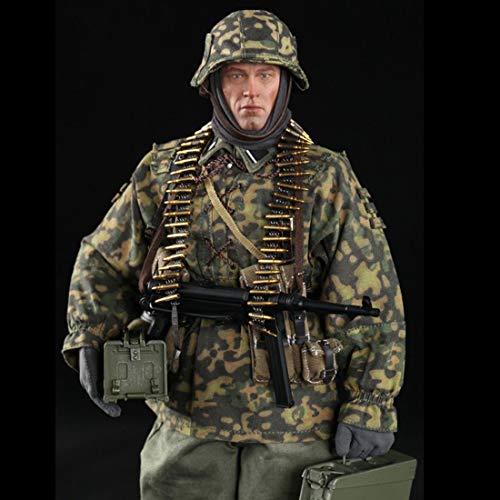Batop 1/6 Soldat Modell, 12 Zoll Deutschland Soldat Actionfigur Modell Spielzeug Figuren Militär...