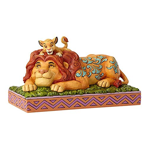 Enesco Disney Traditions A Father's Pride - Simba and Mufasa Figur