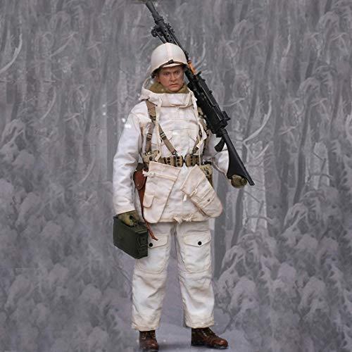 ZSMD 1/6 Figur Militär Modell Figuren Soldier Model Soldaten Figur Soldat Action-Figur-Modell...