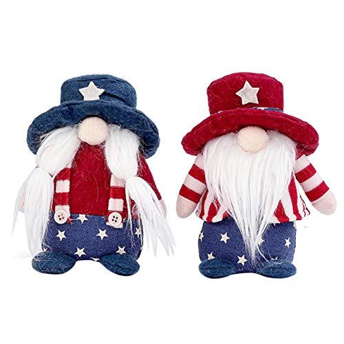 Ostergnom Tomte GNOME - 17cm Plüsch Wichtel Figuren, Weihnachten Deko Wichtel Figuren Klein,Ostern...