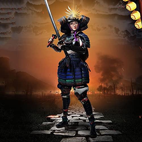 MXUS 1/6 Collection Actionfiguren, Female Warrior Hohe Qualität Figur Statue, Spielzeugmodell, PVC...