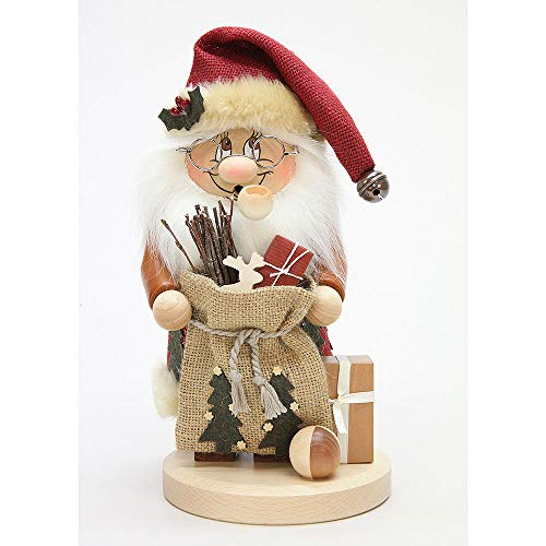 Räuchermännchen Wichtel Weihnachtsmann - 28cm