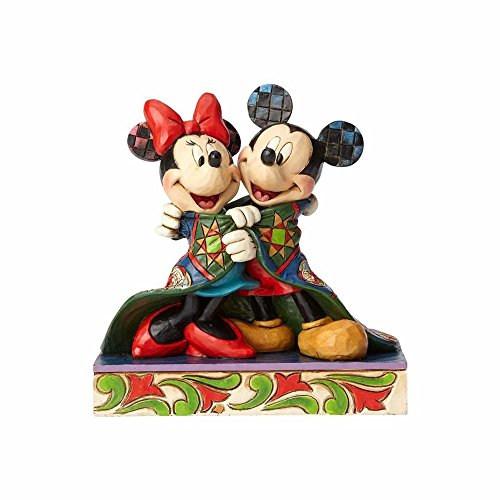 Disney Tradition Warm Wishes (Mickey & Minnie Mouse Figur)