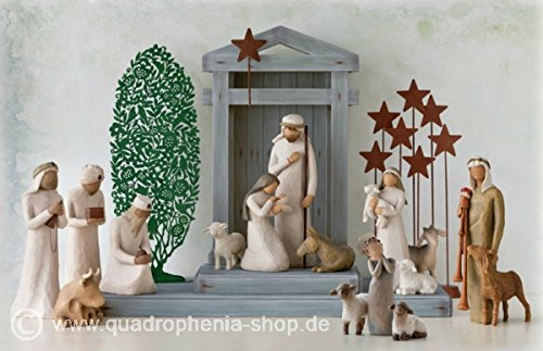 Susan Lordi Willow Tree Willow Tree Krippe-Komplett-Set 5