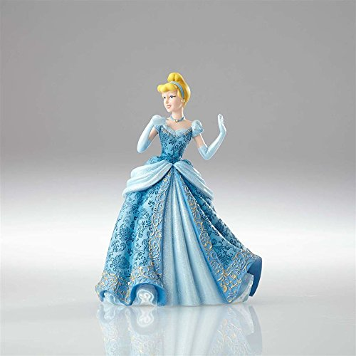 Disney 4058288 Showcase Couture de Force Cinderella Stone Resin Figurine, multicolour, 16 x 14 x 21...