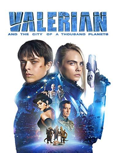 Valerian - Die Stadt der tausend Planeten [dt./OV]