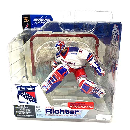 McFarlane Toys NHL Sports Picks Series 4 Action Figures Mike Richter (New Yor... by Unknown