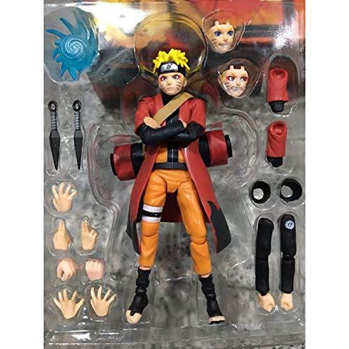 Hot Sale NARUTO Actionfigur SHF Uzumaki Naruto Rasengan Bewegliches Modell Spielzeug Naruto...