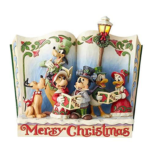 Disney Traditions Christmas Carol Storybook, mutlicoloured, Small
