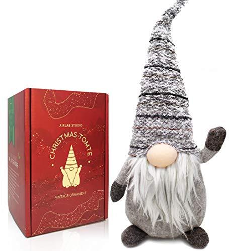 Airlab Ostern Weihnachten Deko Wichtel 49 cm Hoch, Schwedischen Weihnachtsmann Santa Tomte Gnom,...