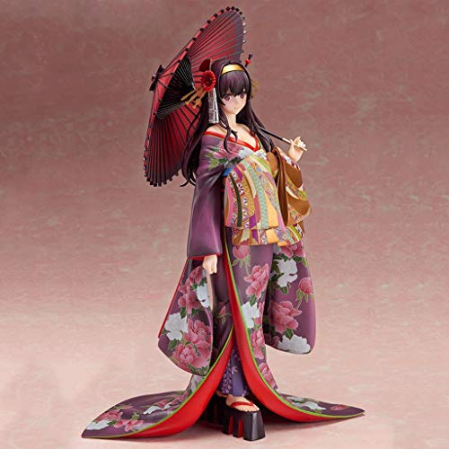 CQ Saekano: Wie eine langweilige Freundin Raise - Utaha Kasumigaoka Kimono Version 1/8 Scale PVC...