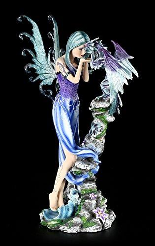 Elfen Figur - Milaileé die Drachenflüsterin