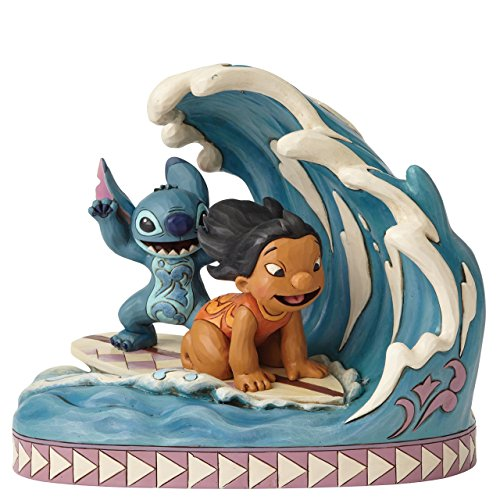 Disney Tradition Catch the Wave (Lilo & Stitch 15th Anniversary Figur)