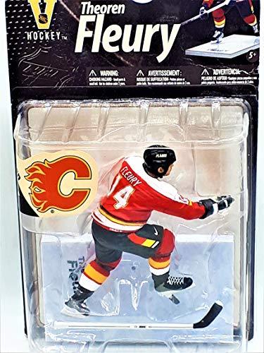 McFarlane NHL Legends Figur Serie VIII (Theoren Fleury)
