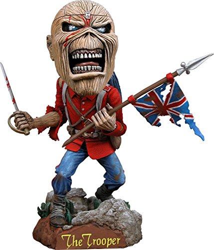 Iron Maiden Eddie Trooper Headknocker aus Kunstharz ca. 20cm groß