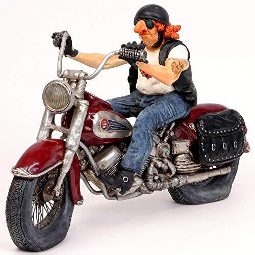 Forchino: The Motorbike: Beelden & Figuren