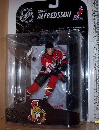 McFarlane NHL Figur Daniel Alfredsson Exclusive