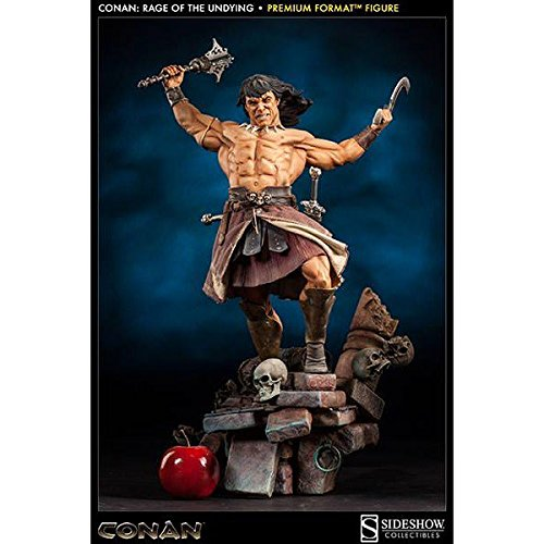 Conan der Barbar Premium Format Figur 1/4 Rage of the Undying 68 cm