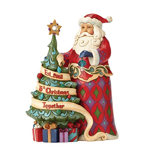 Heartwood Creek 15th Christmas Together (15th Anniversary Commemorative Santa)