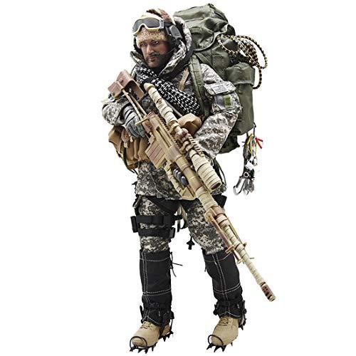 Mecotecn Mecotecn 1/6 Soldat Modell, Soldaten Actionfigur Spielzeug Figuren Militär Soldat Model -...