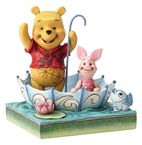 Disney Tradition 50 Years Of Friendship (Winnie The Pooh & Piglet Figur)