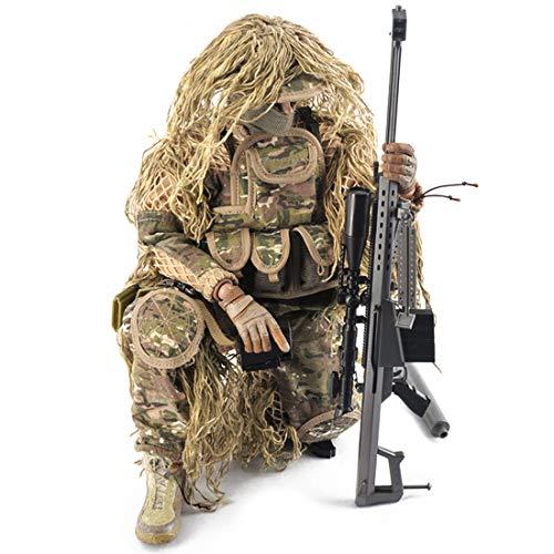 Batop 1/6 Soldat Modell, 12 Zoll Soldaten Spielzeug Figuren Militär Actionfiguren Modell - All...