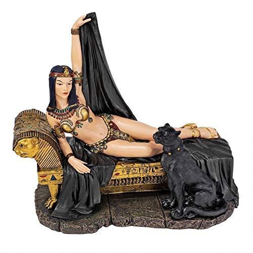 Design Toscano Ägyptische Haremsdame, Figur