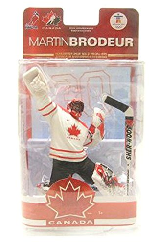 McFarlane NHL Figur Team Canada Series II (Martin Brodeur 4)