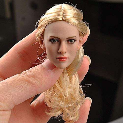 NEDTO 1:6 Scale Kimi Toys Female Head Sculpt F 12' Figure TBLeague Body KT004 Model