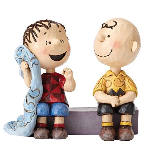 Enesco Sage Advice (Charlie Brown & Linus)