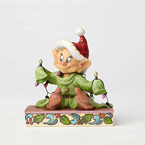 Disney Tradition Light Up The Holidays (Dopey Figur)