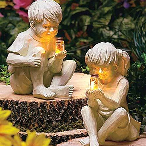 Gartendeko,Deko,geschenk,Leuchtturm deko garten geschenke,Gartendeko figuren,LED Solarleuchte...