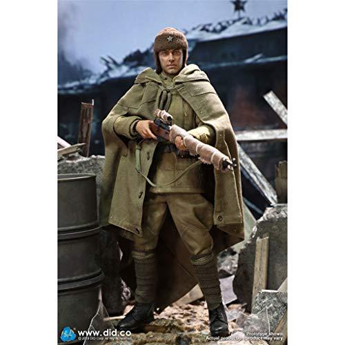LRWTY 1/6 Maßstab Zweiten Weltkrieg Armee-Militär Action-Figur, 12-Zoll-sowjetische Sniper Vasily...