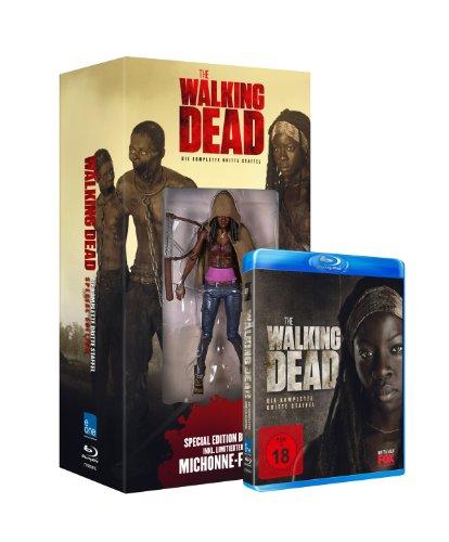 The Walking Dead - Die komplette dritte Staffel (inkl. Michonne Figur / exklusiv bei Amazon.de)...