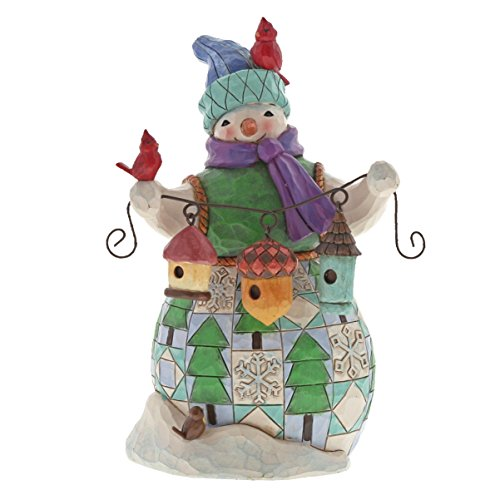Heartwood Creek Festive Friends Flock Together Figurine